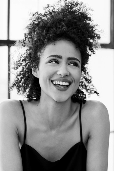 Happy 30th birthday to the beautiful Nathalie Emmanuel