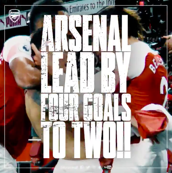 December 2, 2018: Arsenal 4-2 Tottenham  March 2, 2019: ❓❔❓❔  Let's hear your predictions for today..  #NLD #TOTARS