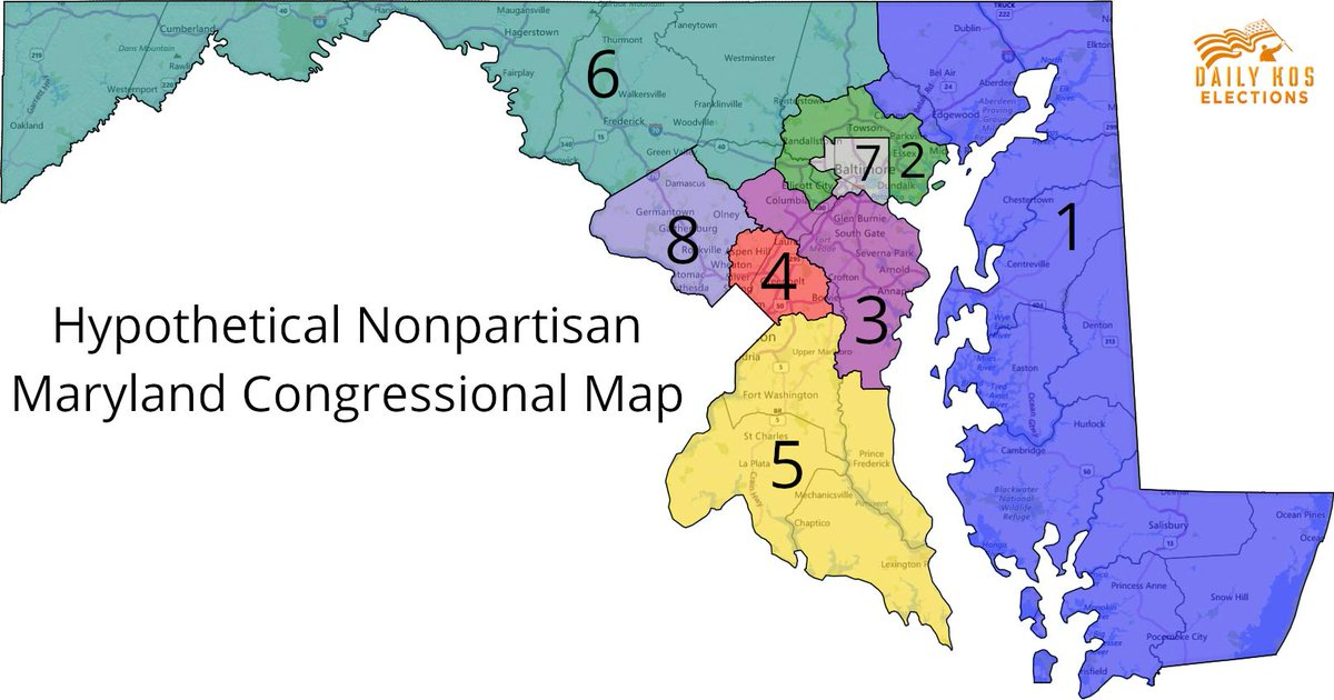 maryland 6th congressional district polls - 1200×630