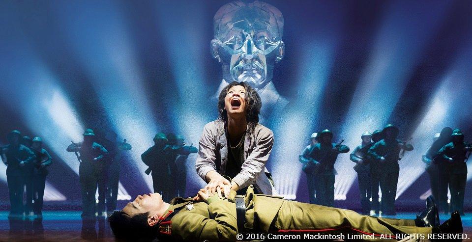 『ミス・サイゴン 25周年記念公演 in ロンドン』 3/2(土)午後5:00 3/9(土)午前4:
