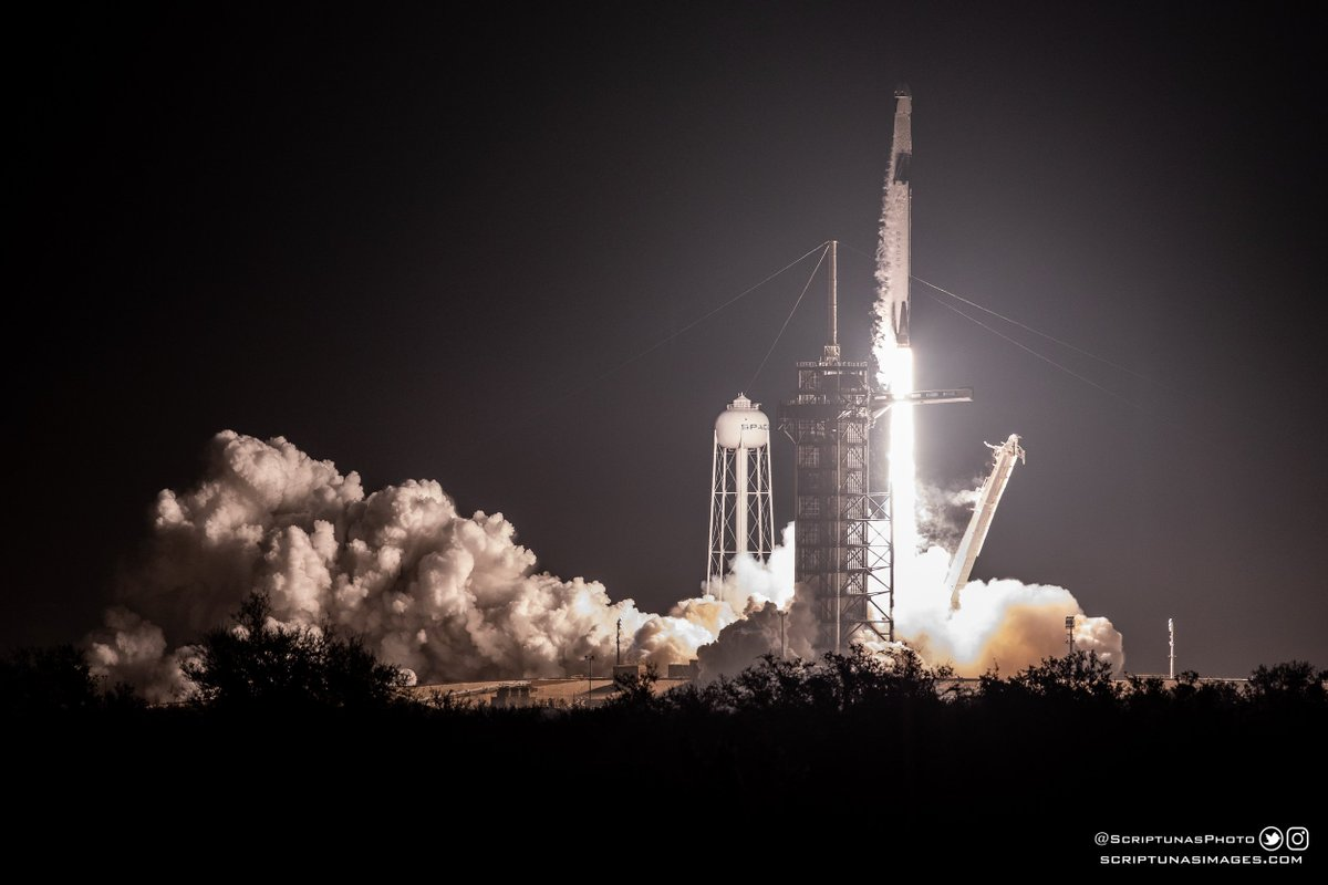 spacex dragon launch - 900×600
