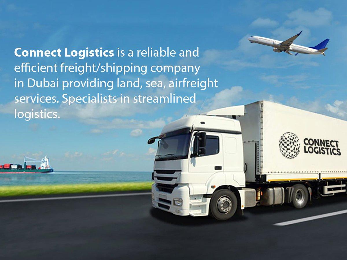 Connect Logistics Dubai (@Connectclc) | Twitter