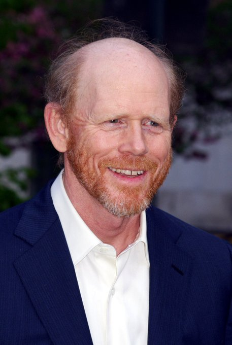Happy 65th Birthday to filmmaker and actor, Ron Howard!