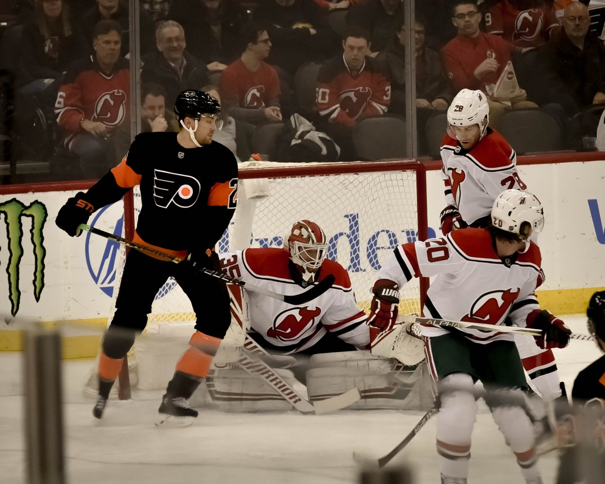 Philadelphia Flyers Top Devils Behind Konecny, van Riemsdyk in New Jersey Turnpike Tilt FULL STORY with VIDEO  by @JCCSPORTS and @SnapThePicture6 #LetsGoFlyers #NJDevils #PHIvsNJD #PAHockey #NJHockey