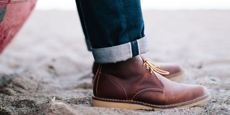 a701c547e6c from chukka boots and brogues to derbies and dad trainers here s what jeans  to wear
