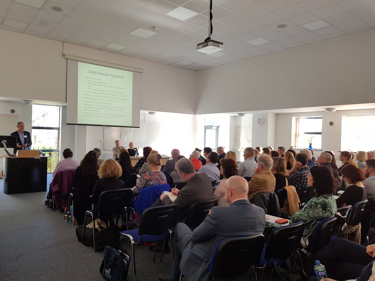 What a great day yesterday... so much enthusiasm for restorative justice and  criminal justice reform in Ireland. Tonnes of practical ideas and problem-solvers to work with. Can't wait to get started! #RJIreland #restorativejustice @MaynoothLaw @KennedyNUIM @MaynoothUni