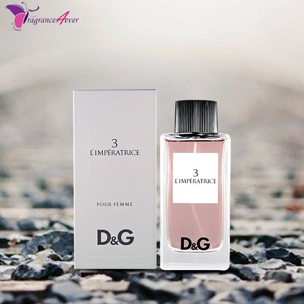 D & G 3 L'Imperatrice #Women's 3.3 oz EDT #Spray. Now online available on @Fragrances4ever store. http://bit.ly/2HbbA8K   @DolceGabbana @DGBeauty #dolcegabbana #limperatrice3 #dolcegabbanaperfume #limperatrice #dolcegabbanaperfumes #dolcegabbanawomen #dolcegabbanaparfum pic.twitter.com/rUEcKvUsRB