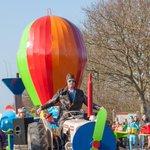 Image for the Tweet beginning: #Carnaval in #Burgerbrug: jaarlijks feestje