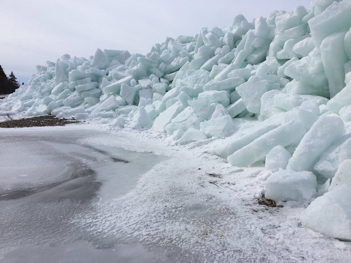 the ice bridge macdonald d r
