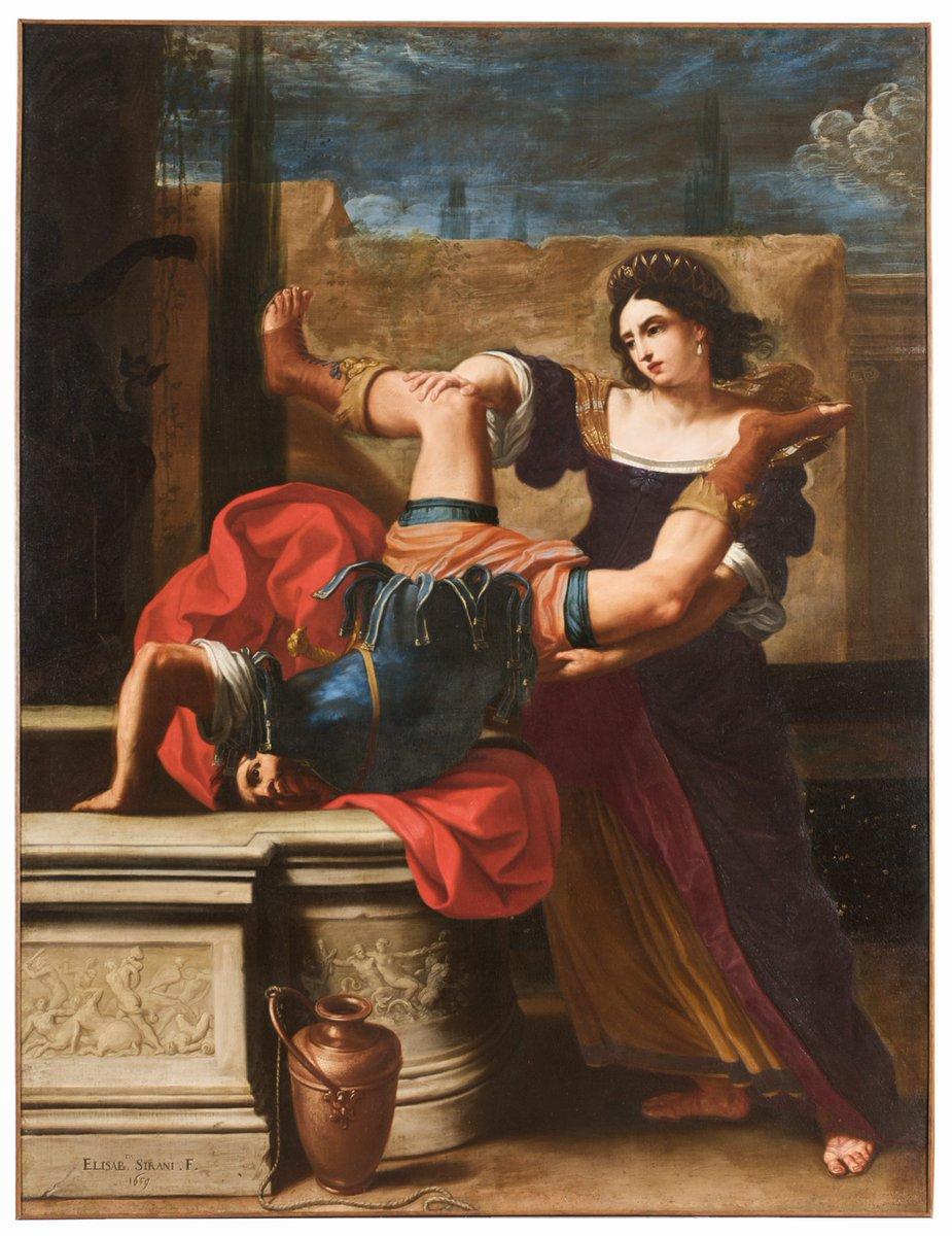 Sirani; Timoclea; Power of women