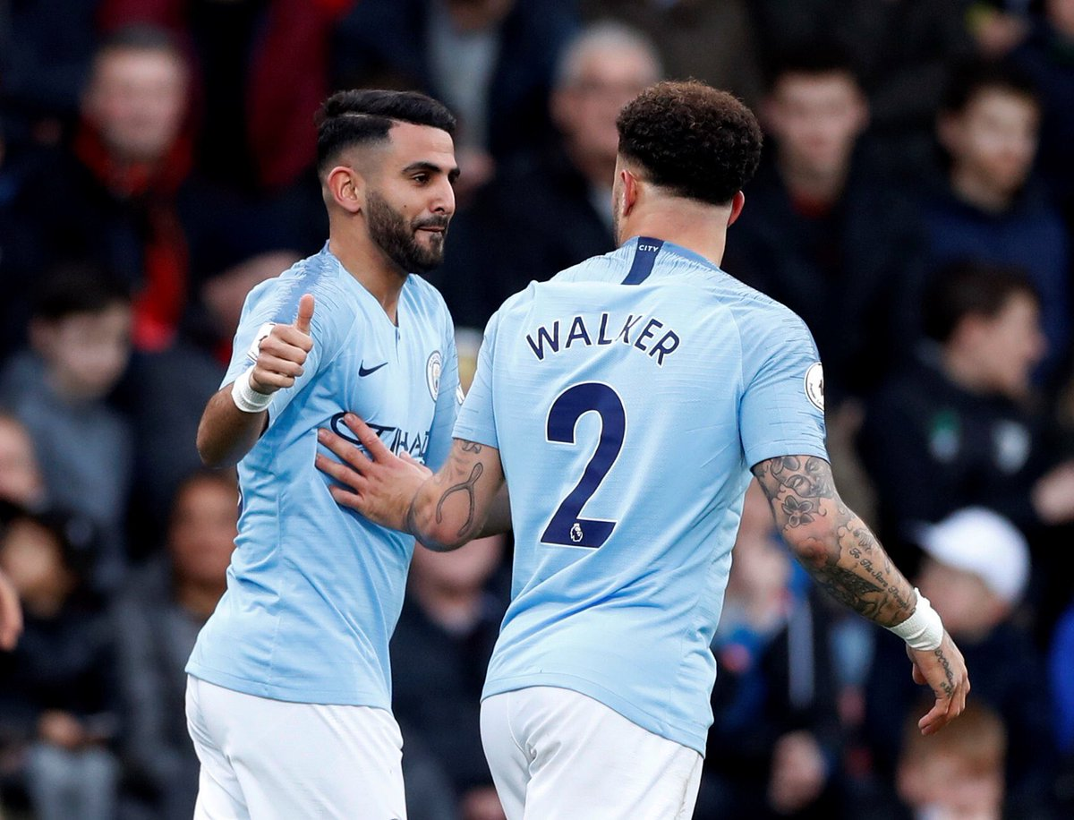 Love grinding out a 1-0 away from home. When we need someone to step up we know this squad will! Top stuff @Mahrez22!!