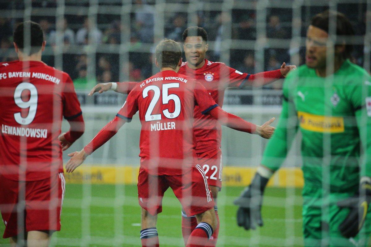 FC Bayern München's photo on metern