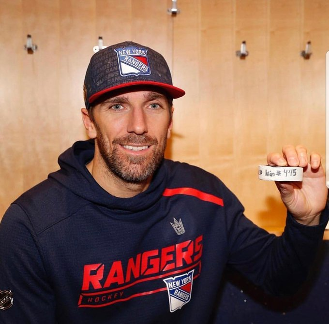 Happy Birthday to our faithful netminder, Henrik Lundqvist!!