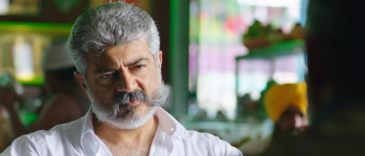 #ViswasamTelugu what a what a movie  #Viswasam #Ajith  #ThalaAjith sir what a energy especiall Climax acting on 🔥🔥 2Nd half  was xlent 👍👍  @NayantharaU u deserve what u...and give outstanding performance  @directorsiva xlent screenplay sir.. @IamJagguBhai 🔥🔥 @ViswasamOffl