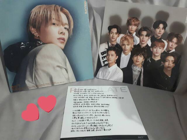 [ WTS INA ONLY ]  - NCT 127 Regulate Yuta cover  - NCT 127 Regulate Taeyong photocard  💌 DM for detail & price!  ✔ Shopee ✔ Safe packing 📍 Jakarta Utara  #wts #wanttosale #wtsnct #nctphotocard #taeyongphotocard #regulatepc #nctalbum #nctregulate #albumnct https://t.co/i4sPO75sqG