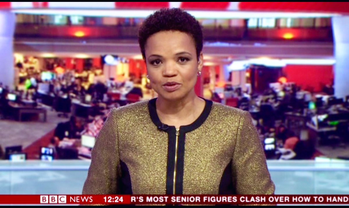 I get a deep joy when I see a sister rocking natural afro hair with confidence and pride... especially when they happen to be on mainstream media...  Salute @LukwesaBurak!  #frolicious #fropower #naturalbeauty