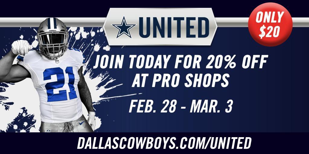 super popular de65e 7b73f Dallas Cowboys on Twitter: