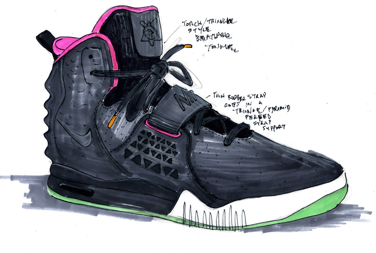 c671327d2 learn the history of the nike air yeezy 2 courtesy of nicekicks