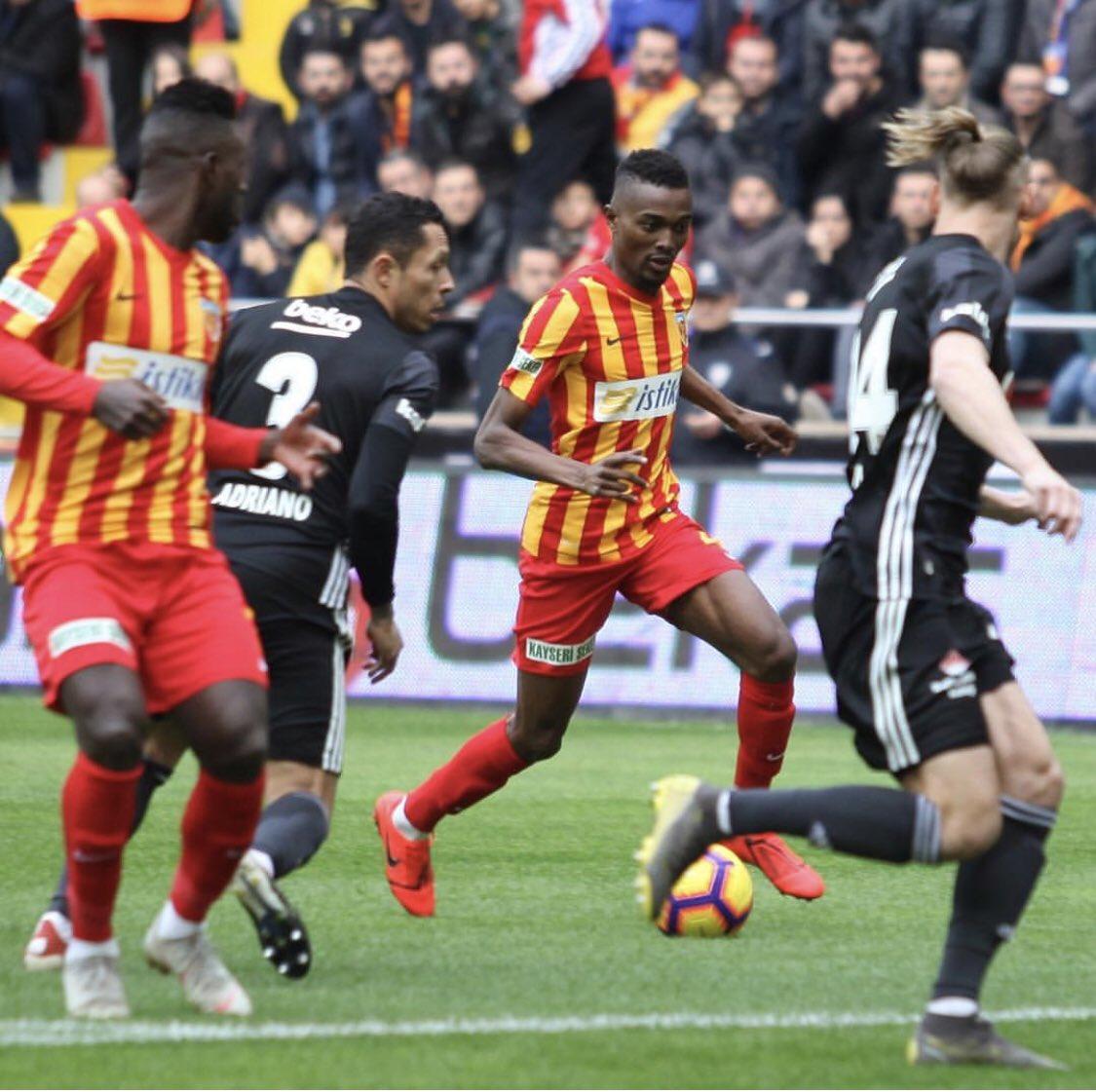 Ghanaian midfielder Bernard Mensah ruled out for a month