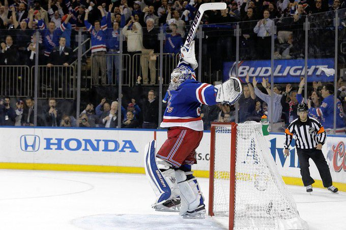 Happy Birthday to the King, Henrik Lundqvist!