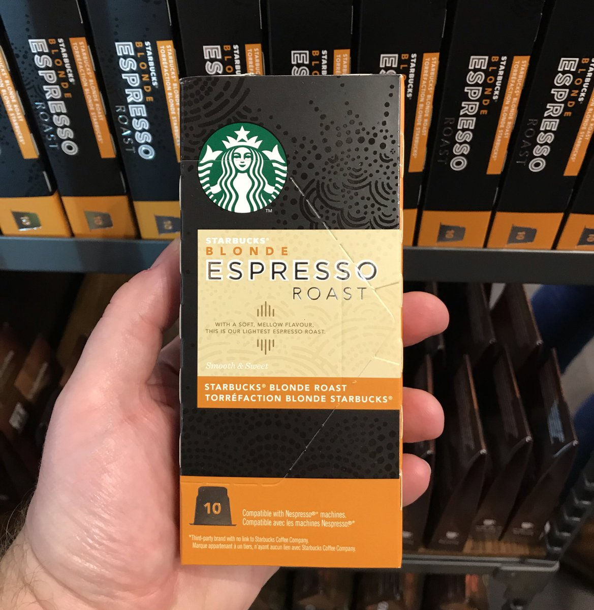Well This Is New On Twitter Blonde Espresso Roast Coffee