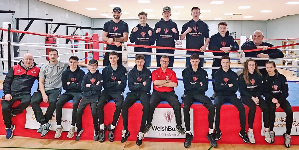 You amateur boxing association of wales