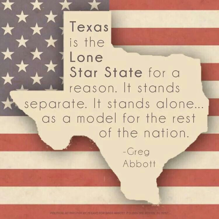OTD in 1836 Texas declared its independence. Since that time, the spirit of independence has flowed through the bloodstream of Texans and we have charted a path that has elevated Texas to become the premiere state in America. May we forever cherish our independent spirit.