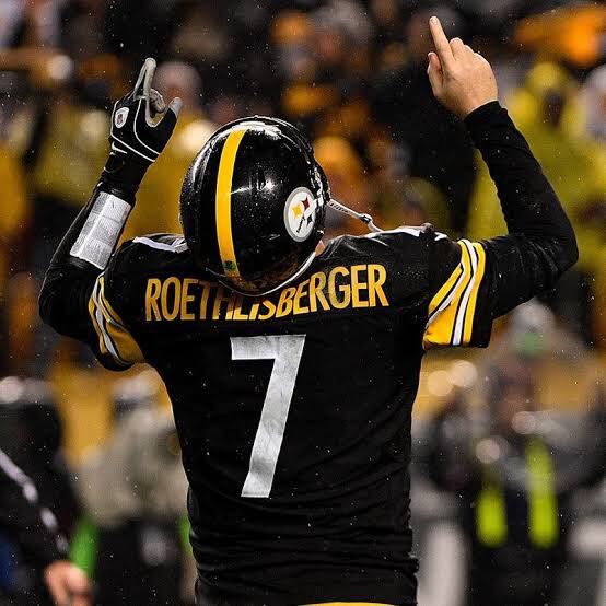 Happy Birthday Ben Roethlisberger!! LOVE YOU MAN!!