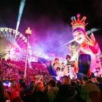 Image for the Tweet beginning: Le Carnaval de Nice 2019
