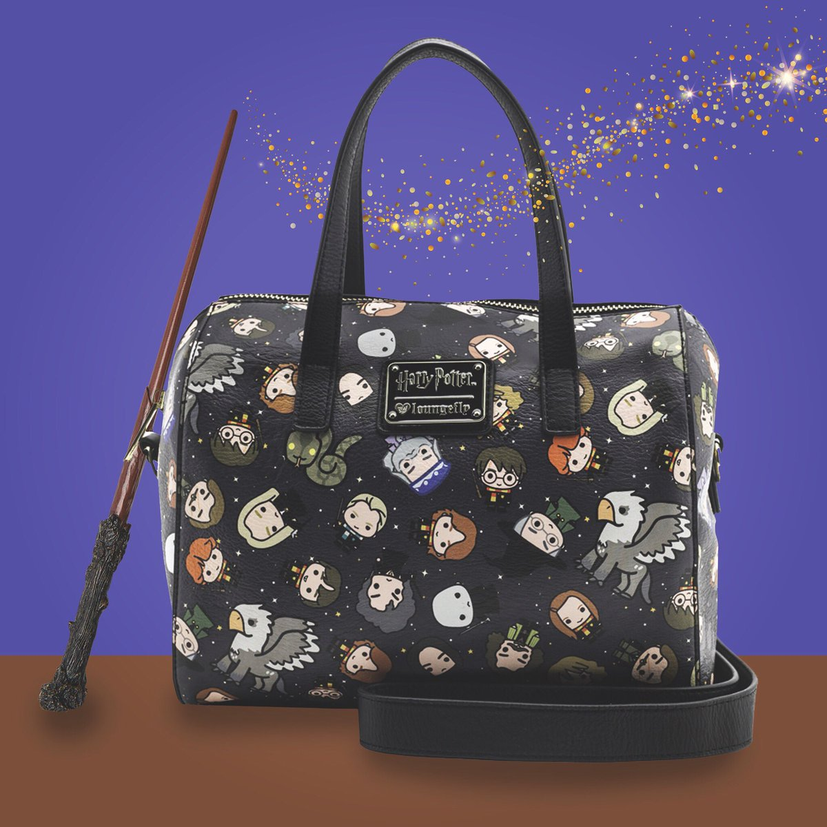 09b1047c3e9 This magical bag is now available on http   Loungefly.