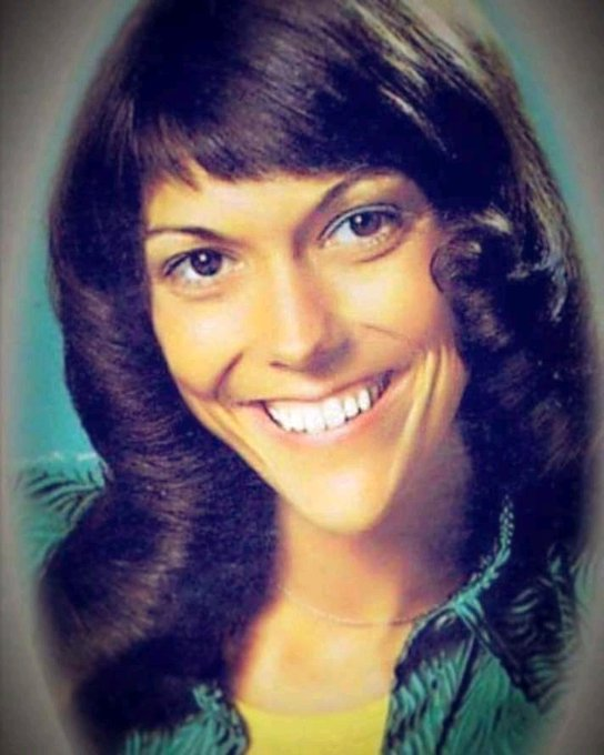 Happy Birthday to the late Karen Carpenter who would have been 69 today...