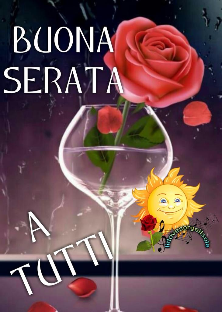 Buon Sabato Sera Tweet Added By Daniela Download Photo