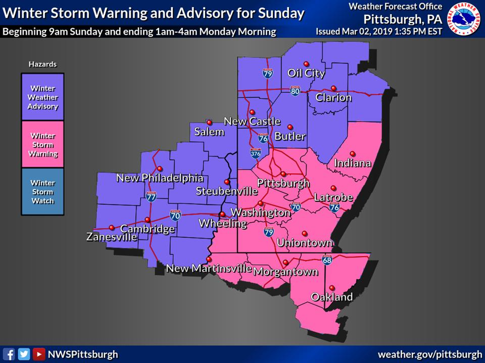 NWS Pittsburgh on Twitter: