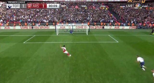 Vertonghen is in the box for the penalty & Kane offside. Arsenal robbed? #arsenalfan #arsenalfans #tottenhamfans #tottenhamhotspur #harrykane #robbed #northlondonderby #tottenhamvsarsenal #TOTARS https://t.co/GinLZqZ8lc