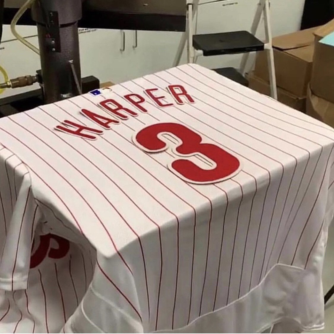 This number will be retired from the Phillies!!! #illHaveItFirst #SoDope #BryceFan #3