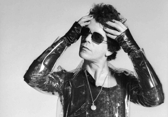Happy birthday Lou Reed Miss you