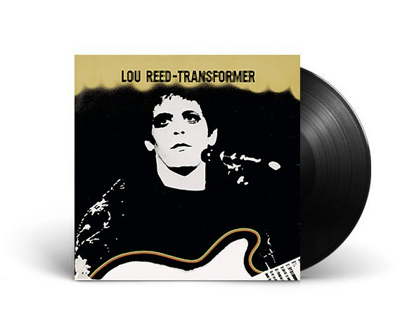 "Happy birthday Lou Reed - born on this day 1942. ""Transformer\"" was released November 8, 1972"