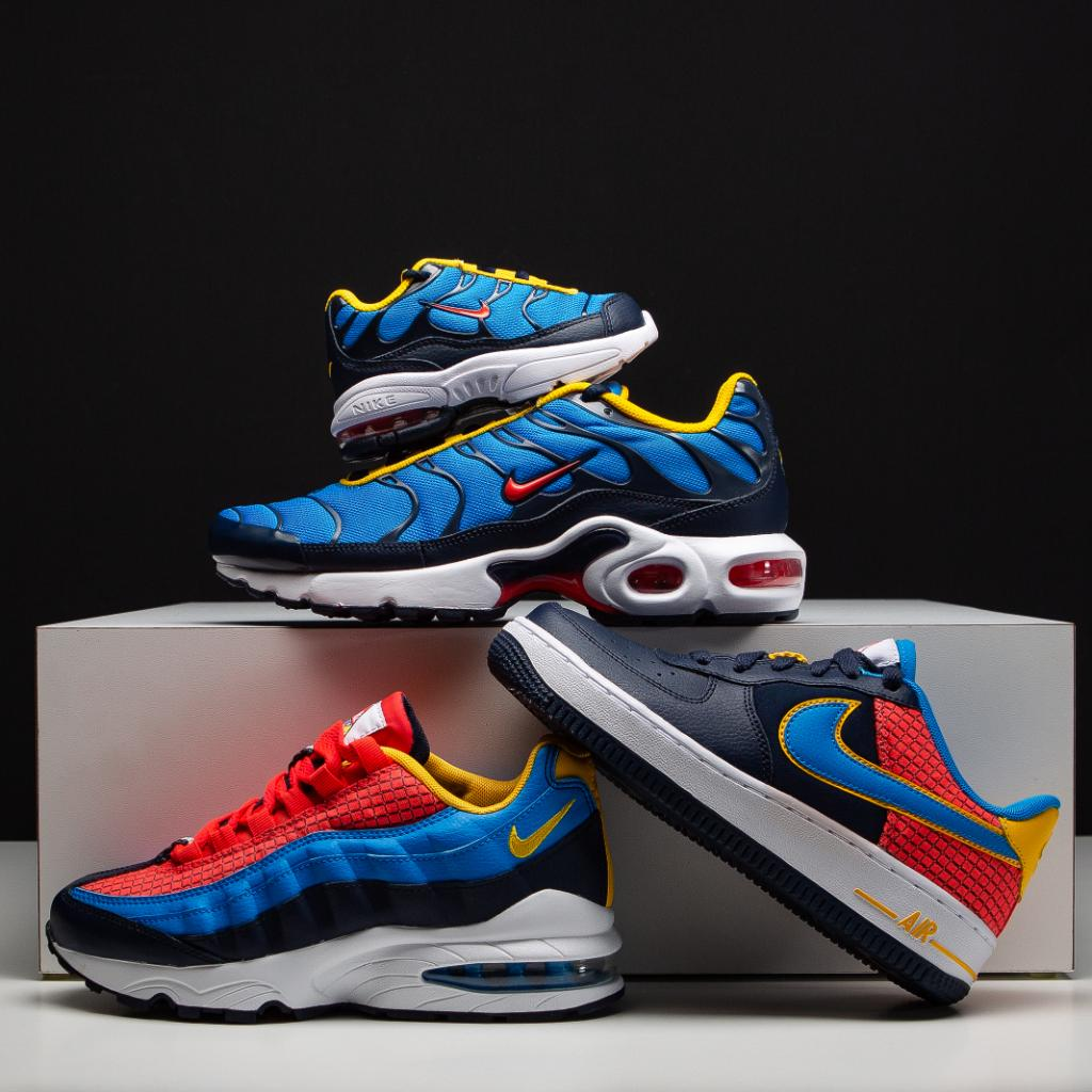 quality design 7d7cf 50788 take a trip down memory lane with the nike nostalgia packnow available in  kid s sizes