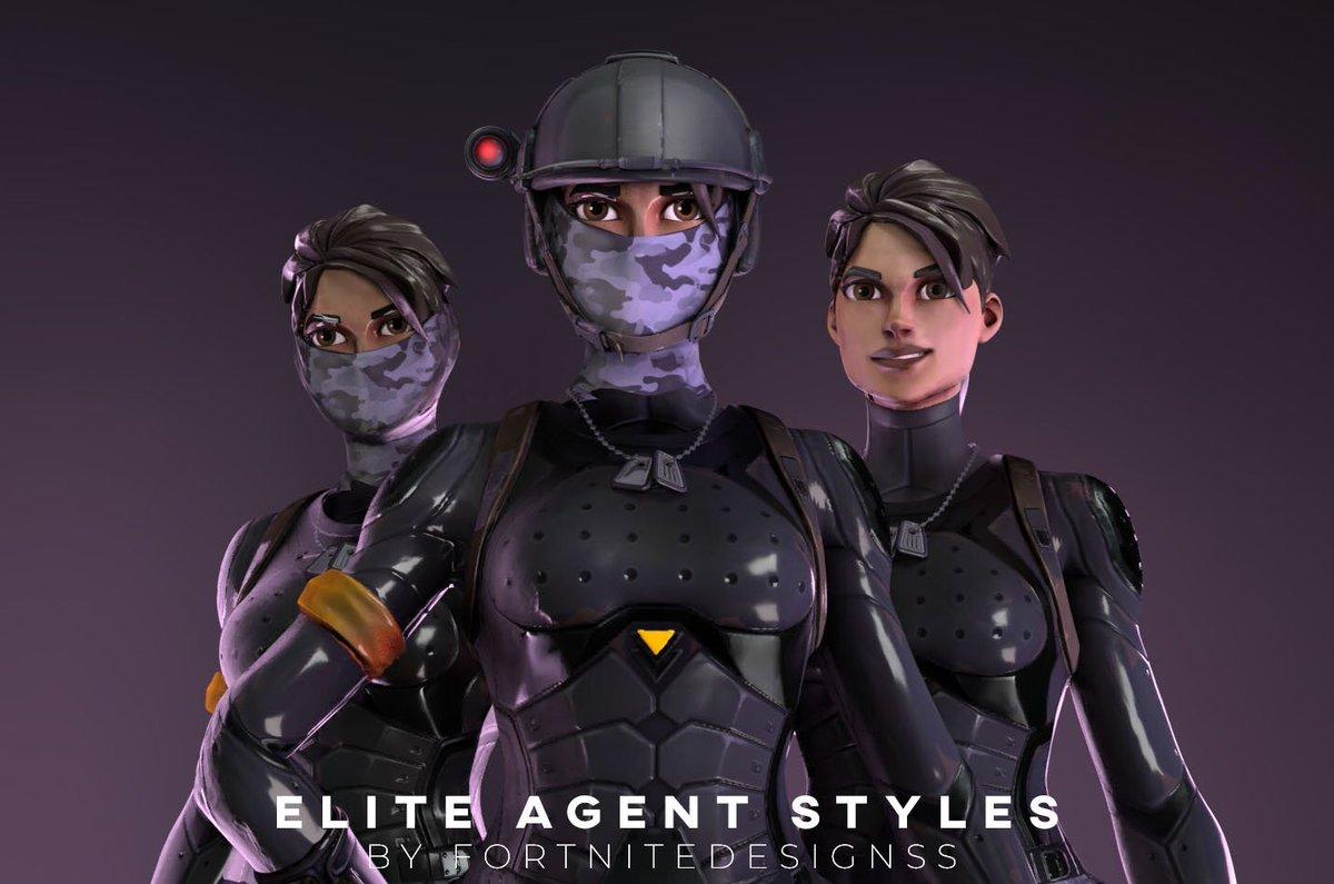 Elite Agent Fortnite Fortnite Battle Royale Birthday