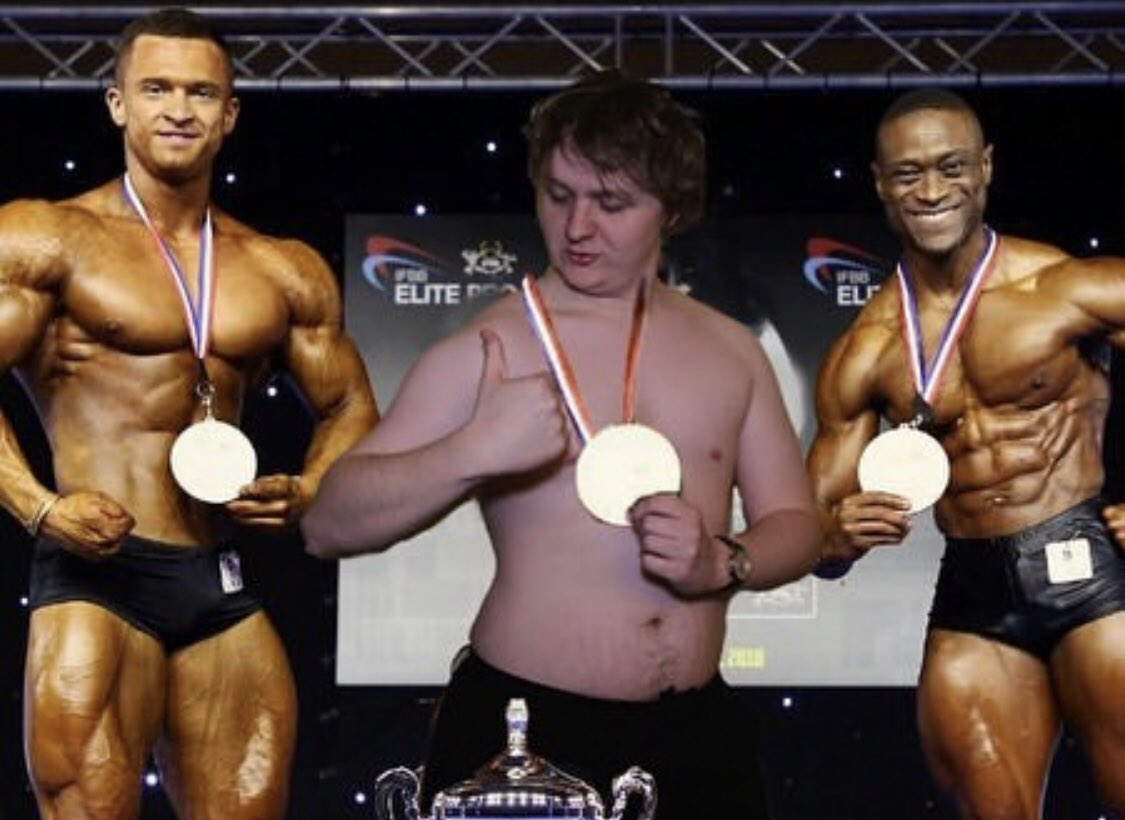 Bodybuilding single dating sito UK