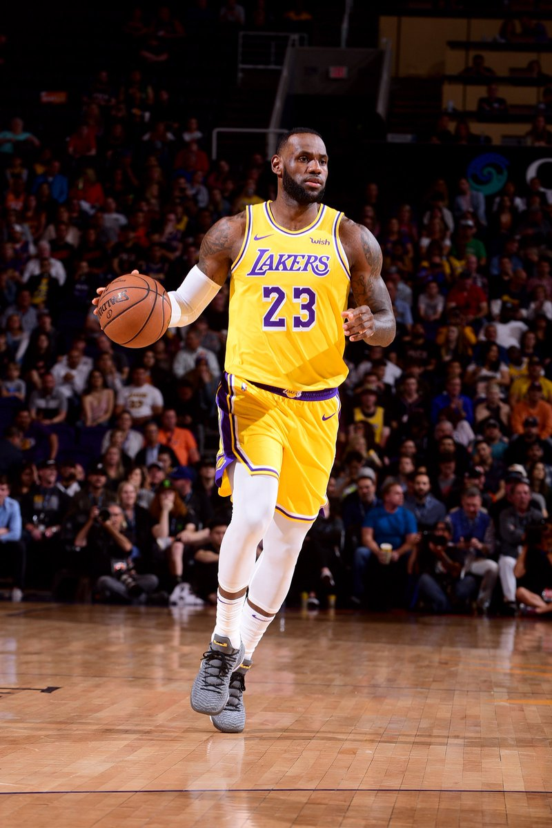 a411f6e6a LeBron James passes Kobe Bryant for 5th on NBA s all-time career field  goals list