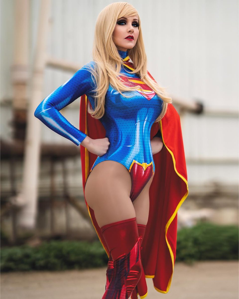 Cosplay supergirl 10 Best