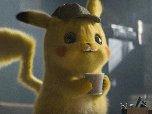 Stephanie On Twitter Pikachu Drinking Coffee Is A Mood
