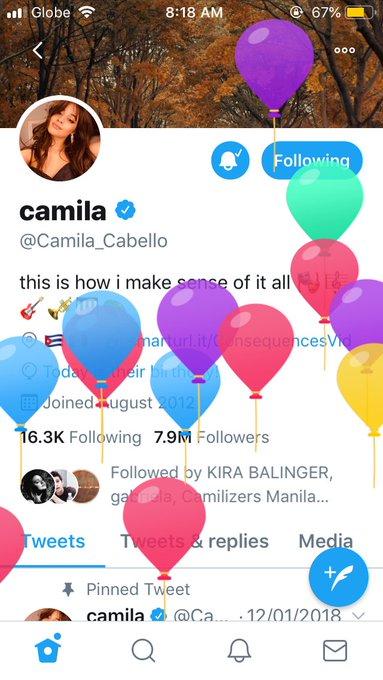 happy birthday Camila!!!