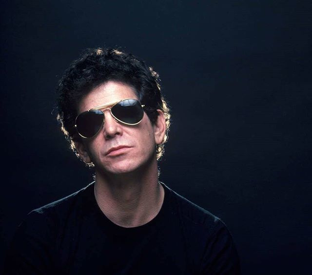 Happy Birthday, Lou Reed.