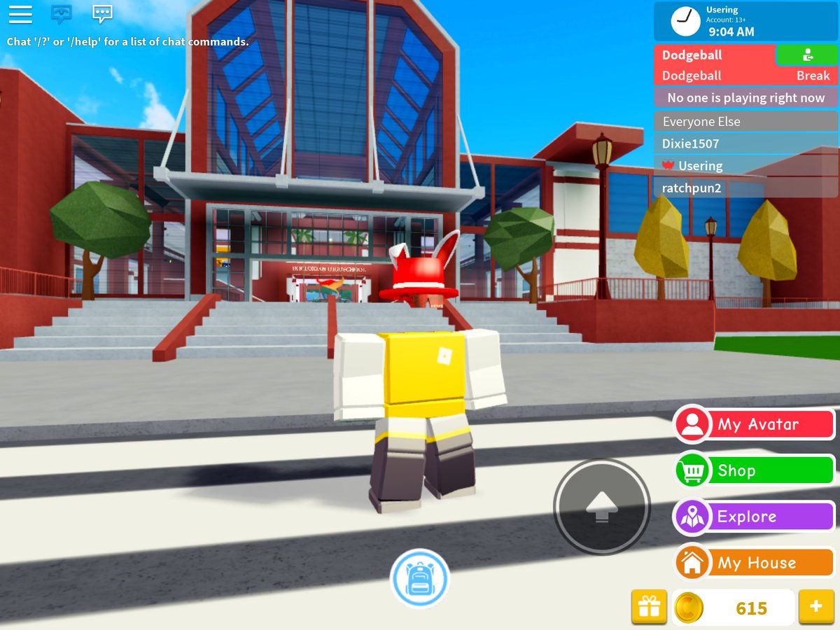 Robloxian High School On Twitter This Is Robloxian Highschool