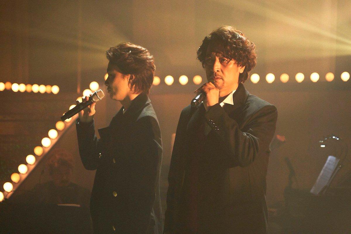 グリブラ 第23話歌コーナーの思い出井上芳雄 さんと 橋本さとし さんの「対決」 ドラマティックな対