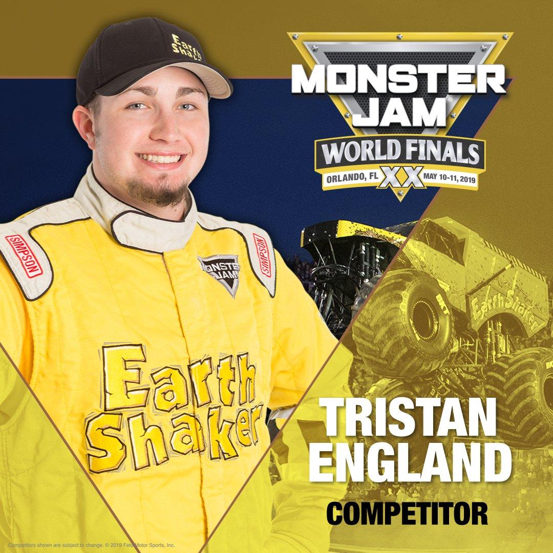 Congratulations @tyengland14 on winning Triple Threat Series