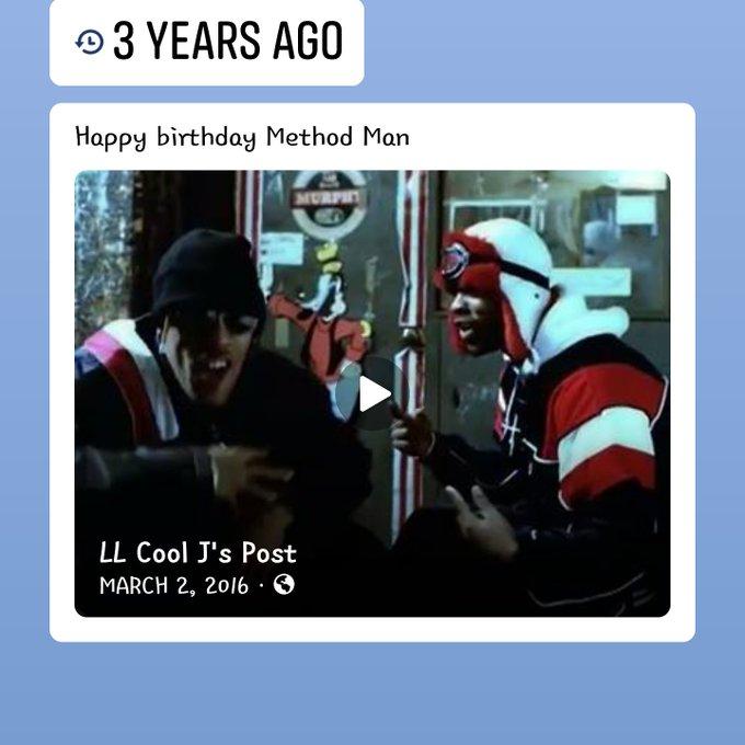 Happy Birthday Method Man...