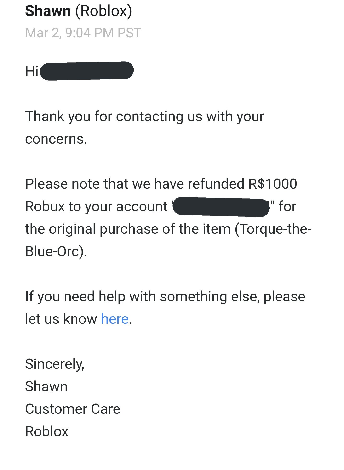 torque the blue orc roblox Lord Cowcow On Twitter I Have Beeen Refunded By Roblox For Torque Rhe Blue Orc
